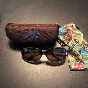 EUC Maui Jim Cloud Break polarized sunglasses